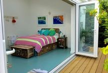 House & Garden / How I designed a new bedroom en suite. How I have done my garden.  Things I've bought for the house.  And many other design & interior ideas I like.