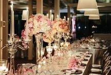 centerpieces / #centerpieces #flower #flowerlovers #decor #wedding #federicaambrosinifloraldesign #candle #weddingday #weddingidea