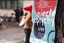 Niezłe Szprychy -  rowerowy chillout sobotni 6.09.2014 / Górale, damki, poczciwe składaki, dostojne rowery miejskie i odjechane BMXy – wszystkie pojawią się 6 września na podwórzu CRZ Krzywy Komin (Dubois 33-35a). Fani rowerowych szaleństw będą mieli co jeść, pić i oglądać. Co ciekawego znajdzie się w harmonogramie? http://www.krzywykomin.pl/niezle-szprychy-podsumowanie-wydarzenia/