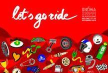 EICMA 2015 / La nuova campagna pubblicitaria internazionale 2015 firmata dall'artista Ugo Nespolo.
