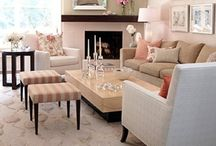 Interior design studies / inspiration