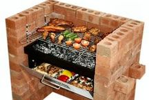 Grill at home