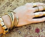 WoC || Handmade Accessories / This collection features the Kayan people of Burma's traditional artisan skills fused with a modern aesthetic to create a unique assortment of beautiful handcrafted jewelry and bespoke accessories.
