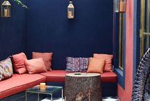 Extérieur - inspiration MM² / Quelques idées pour aménager votre extérieur et en fin votre petit cocon. Jardin, terrasse, balcon... #decoration #exterieur