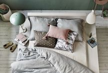Chambre - inspiration MM² / #chambre #décoration #inspiration