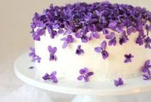 Cakes & Food Deco / Some more inspiration for decorating (and making) cakes. / by Annaleigh