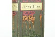 Charlotte Bronte - Jane Eyre / First editions, illustration and gift books, vintage and rare books
