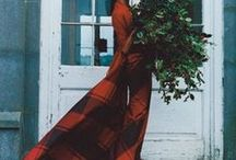Slow Fashion Inspiration / Peeks of lookbooks and pictures from beautiful fashion shoots featuring conscious clothing.  Ethical fashion doesn't have to be bland or boring!