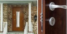 Exterior Doors by Novo Porte in Lifestyle Settings