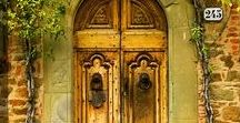 Creative Exterior/Old Front Doors