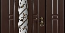 Monarch Double Front Door / Quality Monarch Double Door for traditional exteriors.