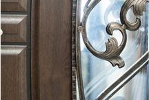 Monarch Steel Front Door Glass / Monarch Front Door will secure your apartment and add curb appeal. Durable and reliable steel doors stainless elegant and chic, Monarch will secure your home without losing style and individuality. Made with attention to details and love to art, the door has unique milling and smooth lines that will charm even the most hard-to-please customers. #steeldoors