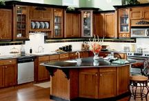 Amazing Kitchens / by Patricia Wayne Simms