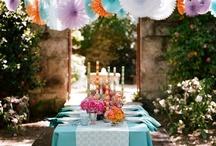 CELEBRATIONS  / Glorious, happy, joyful times abound!! Let's PARTY! / by Penelope Jordan