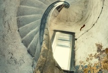 Unique Stairways / by Lisa Smith Snarr