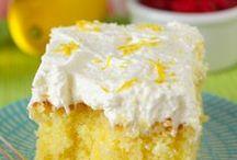 Cake & Ice Cream / by Wendy Lundquist Hamlett