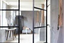 Studio Surface Inspiration: Doors / by Michelle Salz-Smith . Studio Surface
