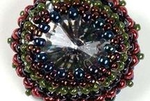 Beaded Cabochon Projects / by Beading Daily
