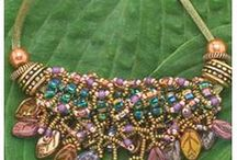 Beaded Ropes and Beaded Necklace Projects / Whether you're making your first or your hundredth, handmade beaded necklaces are incredibly satisfying to create. Find your next beaded ropes and beaded necklace design here plus expert tips and beading tutorials.