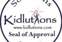 Kidlutions Seal of Approval