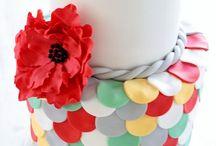 Cakes! / by Nicole Lowder