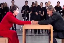 MARINA ABRAMOVIC / by Eleanor Rigby