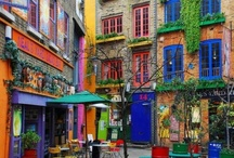 Take me here please! / Beautiful destinations from around the world / by Melissa Allen