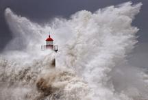Lighthouses / by Verlaine Stein