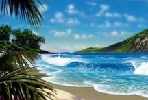 Tropical Beauty / -lovely, tropical, dreamy places and things to experience- / by Lisa Smith Snarr