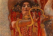 Klimt  / #klimt #gustavklimt #artist #vienna #austria