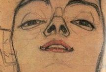 Schiele / #schiele #egonschiele #art #vienna #austria / by Blooloop