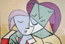 Picasso / #pablopicasso #picasso #Art #cubism