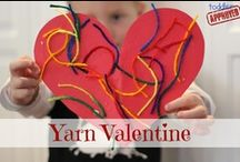 VALENTINECRAFT IDEAS / by Diane Fox