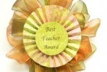 Teacher Appreciation Ideas / Awesome ideas to show appreciation for teachers everywhere.