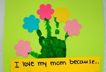 Mother's Day Gift Ideas / Perfect classroom Mother's Day Gift Ideas for kids.