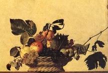 Caravaggio / #caravaggio #painter #artist #baroque #rome #naples #malta #naturalism