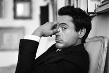 The Incredibly Gifted Faker / Robert Downey Jr. Just so you know, with him there is very little I would be able to fake. JUST FYI I'm putting this in celebrities, because there was no someone I would go to jail for by stalking/Makes me swoon category / by Noel 311