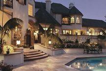 the backyard resort / by Becky Crutcher {Posh Pink Giraffe}