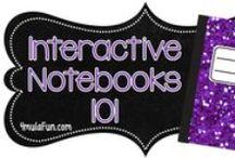 Interactive Notebook / by Jo Ellen