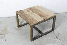 We Want Wood / Find handmade and unique pieces of furniture using old stuff with brand new design and serious build with nothing but wood and metal - including some glue, screws or nails :-)    Some are on sale, check our website https://wewantwood.net/