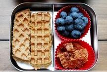 School Lunches / How to pack the perfect lunch for the young learner!