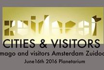 Cities & Visitors | Imago en Bezoekers / SYMPOSIUM June 16th 2016