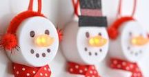 Winter Wonderland Crafts / Find crafts for the whole family this holiday season!