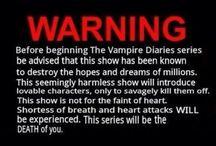 THE VAMPIRE DIARIES  / The Vampire Diaries