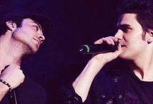 THE SALVATORE BROTHERS  / Stefan & Damon Salvatore