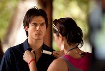 BEHIND THE SCENES / Behind the scenes • The Vampire Diaries