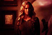 ALICE EVANS  / Alice Evans as Esther Mikaelson