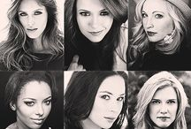 THE LADIES OF TVD / The lovely ladies of The Vampire Diaries