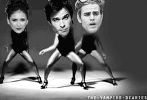 FUNNY PICTURES / Funny Pictures Of The Vampire Diaries