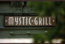 THE MYSTIC GRILL / Mystic Grill